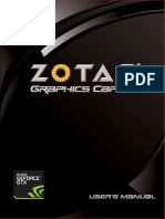 Zotac Vga Manual