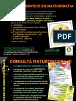 Diagnostico y Evaluacion Naturopatica