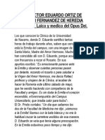 Beato Doctor Eduardo Ortiz de Landazuri Fernandez de Heredia