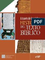A Traves de Los Siglos Historia Del Texto Biblico