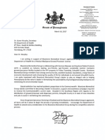 PA Statehouse MMJ Letters