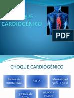 CHOQUE CARDIOGÉNICO1