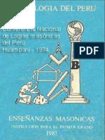 ENSEÑANZAS MASONICAS GLP 1974.pdf