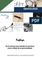 Principios de grafología