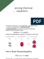 4b Balancing Equation