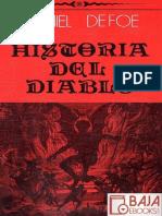 Defoe Daniel - Historia del Diablo.pdf