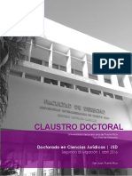 Claustro Doctoral.pd