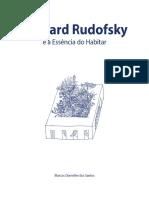 Bernard Rudofsky e a Essência do Habitar