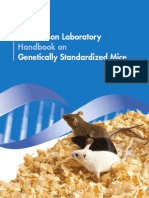 JAX Handbook Genetically Standardized Mice