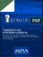 Ley 872 de 2003