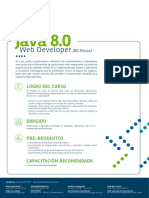 Java 8 0 Web Developer