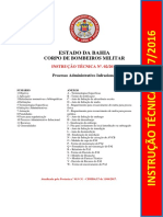 IT 02 - Processo Administrativo Infracional