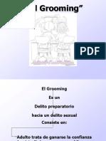 El-grooming Orientacion 8vo