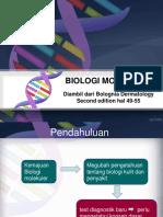 Book Reading Biologi Molekuler