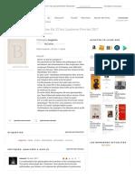 Philosophie Magazine Hs 32 Les Lumieres Fevrier 2017 - Babelio