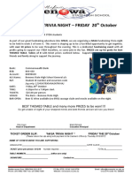 nasa trivia night letter