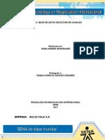 Evidencia -2 - Base -De- Datos