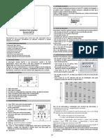 Manual de Instrucoes BWT20 r0