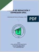 Taller de Redacción y Expresión Oral2