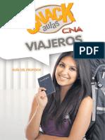 Snack Aulas - Viajeros_Professor