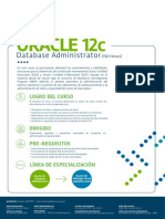 Oracle 12c Database Administrator