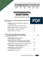 Environmental Monitoring Handbook