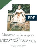 Vida, Amor y Muerte en La Poesía de Quevedo.