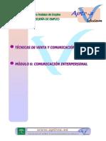 MODULO 6 - TECNICAS DE VENTA.pdf