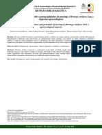 Características, Propriedades e Potencialidades Da Moringa (Moringa Oleifera Lam