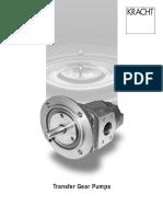 Transfer Gear Pump Kf