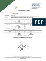 Multi Cell Data Sheet