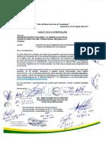 Proyecto de Reglamento y Estutos FSM