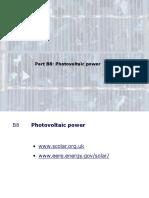 8 Photovoltaics