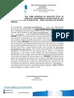 Censo Nacional Del Recurso Humano