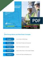 Wind Energy Basics and Wind Turbine Generator Concepts
