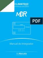 MDR - Manual de Serviço