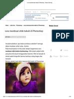 cara membuat efek bokeh di Photoshop - Desain Sekarang.pdf