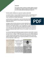 La Prensa Escrita en La Argentina