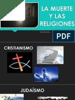 Concepto de Muerte y Las Religiones