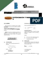 algebra potenciacion radicacion.doc
