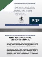 Perfil Psicológico Del Enfermo Sexual