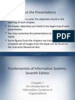 Fundamentals of Information Systems Chapter 1