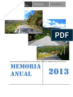 Memoria Anual 2013