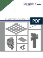 Uni Span Scaffolding Catalogue v0707151