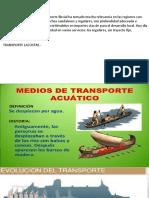 TRANSPORTE-ACUATICO
