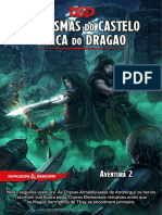 The Sundering - Fantasmas Do Castelo Lança Do Dragão - Vol 2
