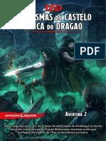 The Sundering - Fantasmas Do Castelo Lança Do Dragão - Vol 2