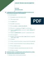 Normalização Técnica de Documentos