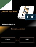 Juicio de Usucapión Nuevo CCyC