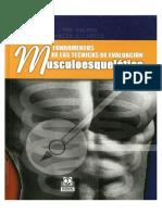 Fundamento de Las Técnicas de Evaluación Musculoesquelética - Palmer Epler (1)